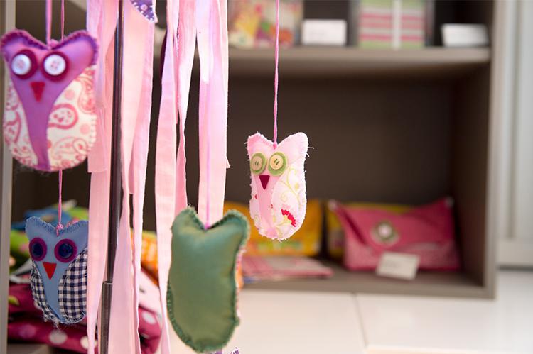 Produkte im handmade shop der Stiftung arwole