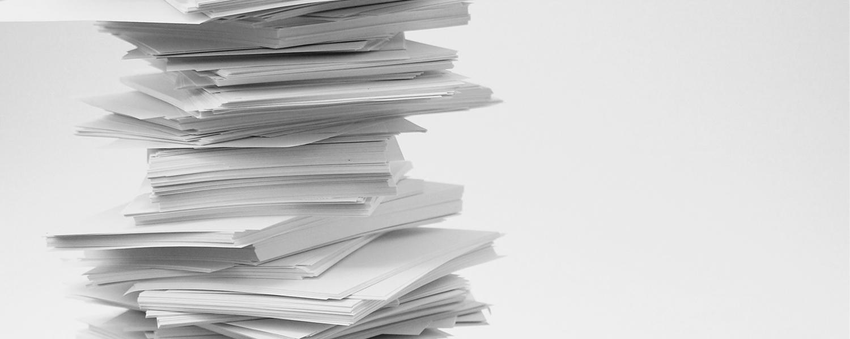 Printendverarbeitung der Stiftung arwole